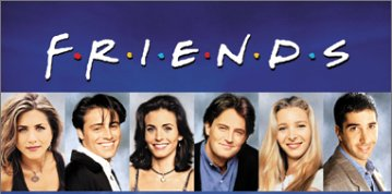 picture of friends series